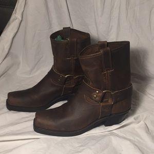 Like new Frye harness short boots